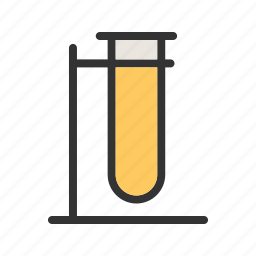 chemistry, liquid, research, test, tube, tubes icon