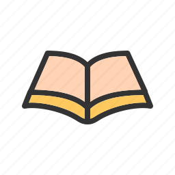 book, books, education, page, paper, read icon