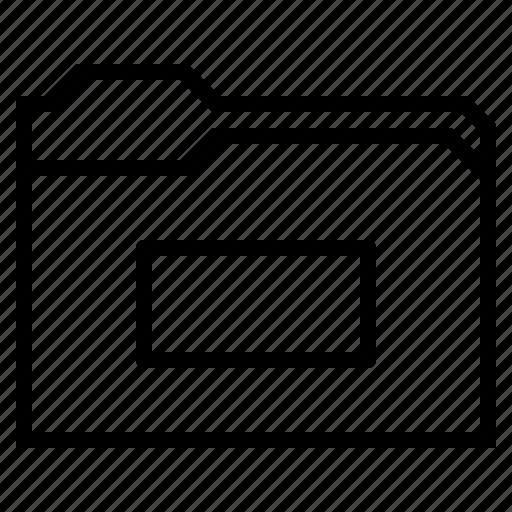 flies, folder icon