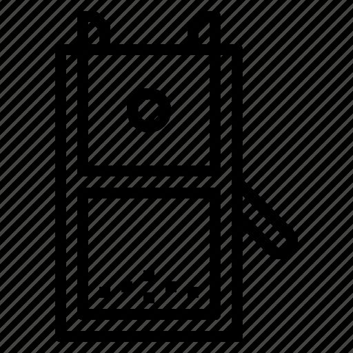 pencil, shapener icon