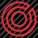 analysis, analytics, bar, chart, circle, diagram icon