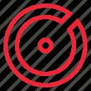 analytics, bar, chart, circle, diagram, graph icon