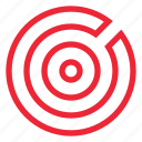 bar, business, chart, circle, graph, marketing icon