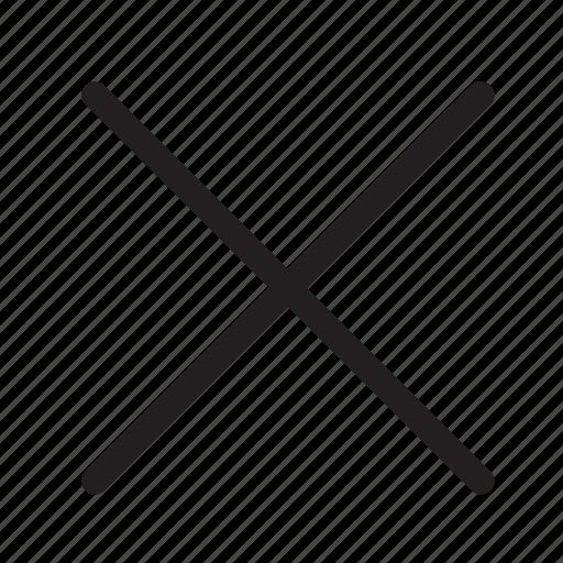 cancel, checkmark, no, offline, status, wrong icon