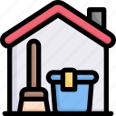 activities, cleaning home, cleaning service, enjoy, hobby, lifestyle, stay at home icon