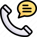 activities, call, enjoy, hobby, lifestyle, stay at home, telephone conversation icon