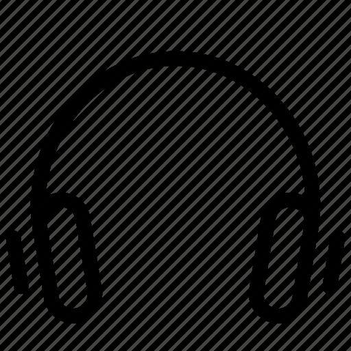 dj, headphones, music, sound icon