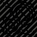 automotive, cog, engine, engineering, technology icon