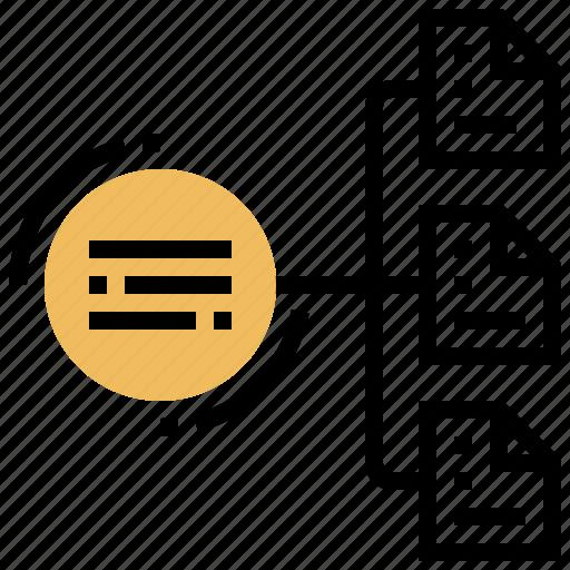 Diagram, organization, planning, presentation, scheme icon - Download on Iconfinder