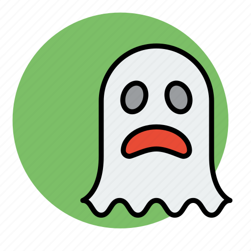 apparition, death, devil, evil, ghost, halloween icon