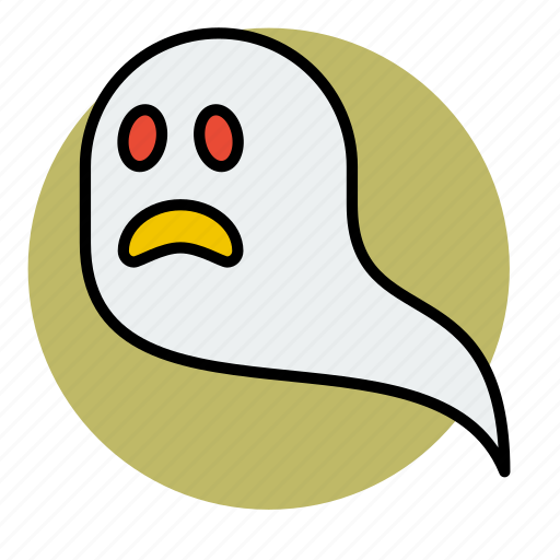 apparition, death, evil, ghost, halloween, wisp icon