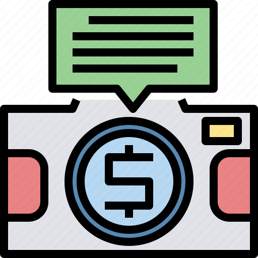 Camera, contributor, online, photo, stock icon - Download on Iconfinder
