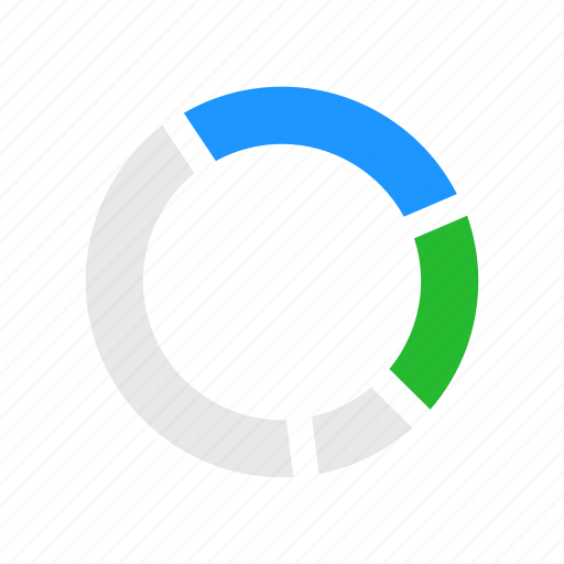 graph, marketing, pie chart, sales icon