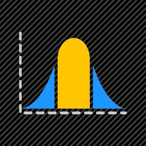 bar graph, chart, data, sales icon
