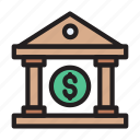bank, dollar, finance, trading, market