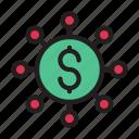 dollar, money, finance, trading, marketing