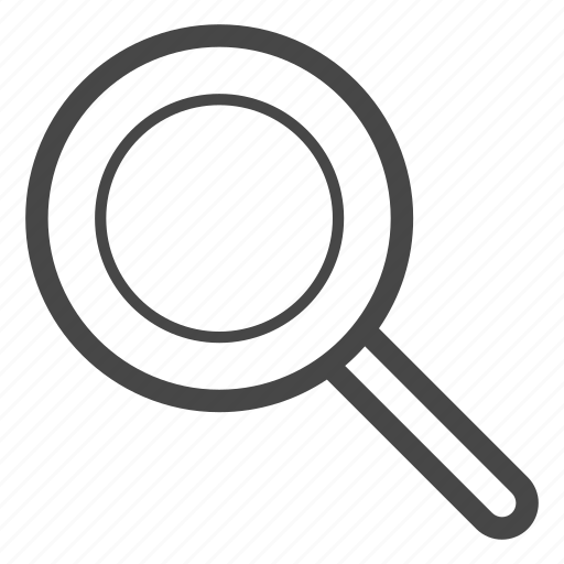 find, magnifying, magnifying glass, reach, search, view, zoom icon
