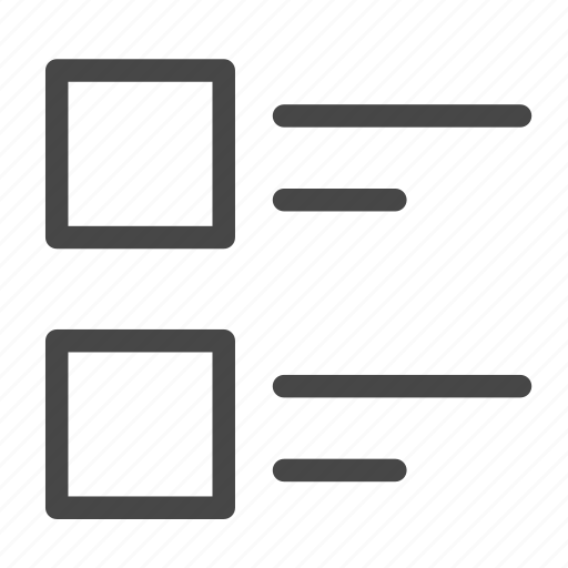 data, details, display, file, list, menu, stocks icon