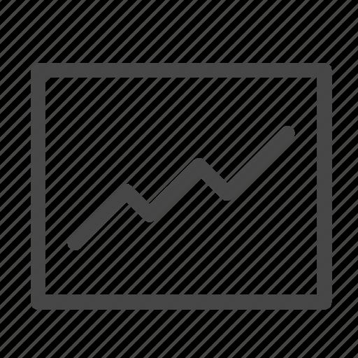 business, chart, fundamental, graph, report, stock, stocks icon