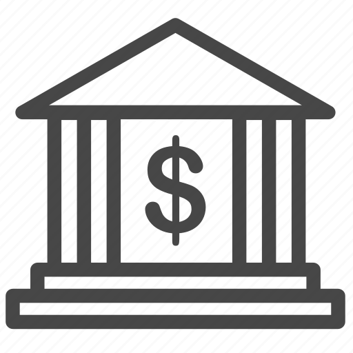 asset management, bank, banking, debt, finance, fund, investment icon