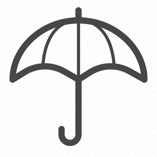 coverage, insurance, parasol, protect, protection, shield, umbrella icon