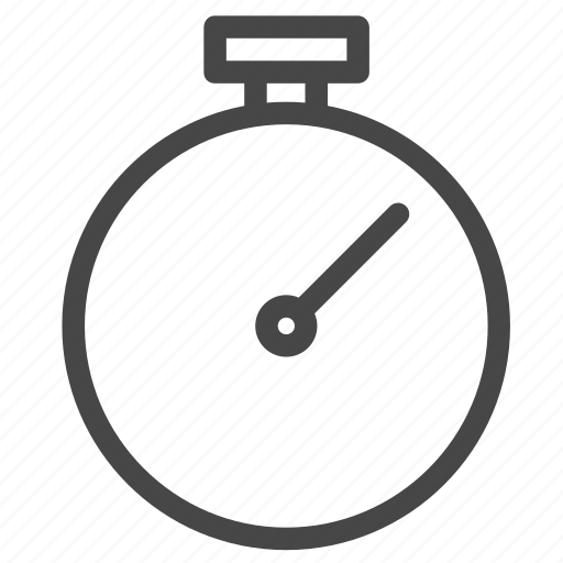 clock, schedule, stopwatch, ticker, time, timer, watch icon