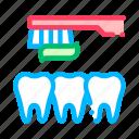 cleaning, dentist, teeth icon