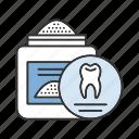 brushing, dental, dentifrice, stomatology, teeth, teethcare, tooth powder