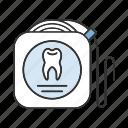 dental floss, dentifrice, floss, hygiene, teeth, teethcare, tooth