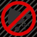 ill pig, infection alert, influenza, no pandemic, sick swine, sickness, stop flu icon
