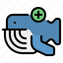 global, hunt, less, warming, whale icon