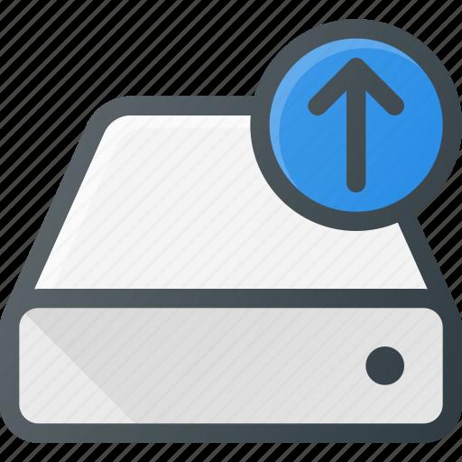Drive, upload icon - Download on Iconfinder on Iconfinder