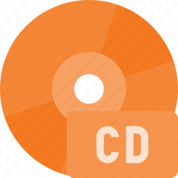 compact, data, digital, disk, drive, storage icon