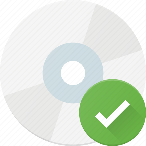 check, compact, disk, drive, storage icon