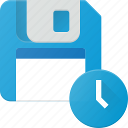 backup, disk, drive, floppy, save, storage icon