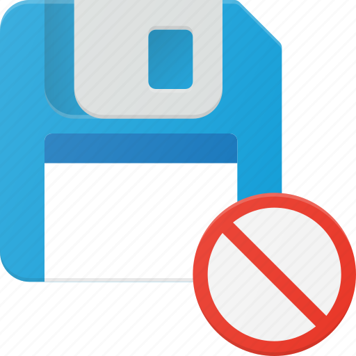 disable, disk, drive, floppy, save, storage icon