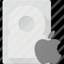 disk, drive, hard, ios, mac, storage, system icon