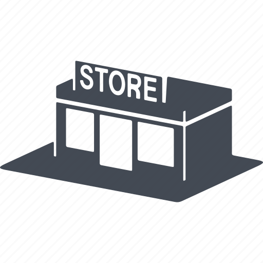 product, product sales, purchase, shopping center, small shop, store icon