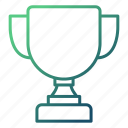 achivement, award, cup, prize, strategy, success icon