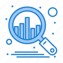 analysis, business, plan icon