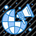 broadcast, global, marketing, worldwide