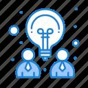 creative, design, idea, partnership