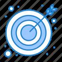 arrow, goal, success, target