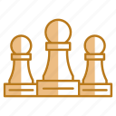business, game, plan, strategy icon