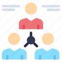 connect, group, man, team, user icon