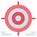 darts, goal, objective, target icon