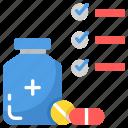 advice, care, medical, medicine, pharmacy, prescription icon