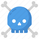 danger, dead, depression, emoticon, sickness, skull, suicide icon