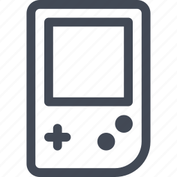 console, game, gameboy, gamepad, gaming, portable, videogame icon