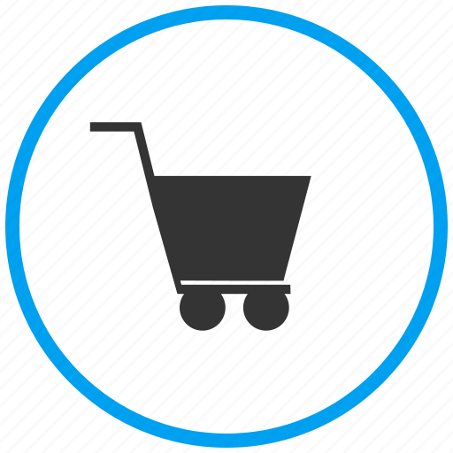 basket, buy, cart, checkout, ecommerce, retail, shopping icon